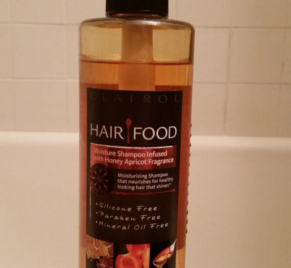 Hair Food Moisture Shampo Infused with Honey Apricot Fragrance