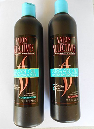 Argan Oil From Morocco Color Safe Moisturizing Hair Conditioner