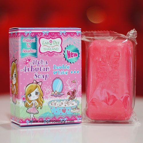 Lab Dee Thailand Alpha Arbutin Soap