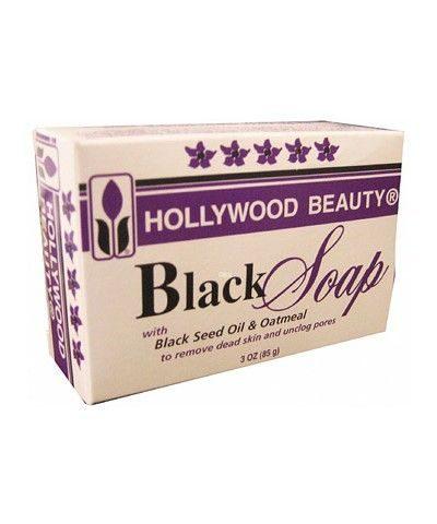 Hollywood Beauty – Black Soap