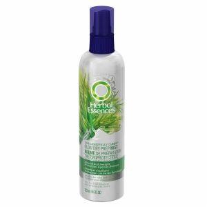 Herbal Essences Tea-Lightfully Clean Blow Dry Prep Mist