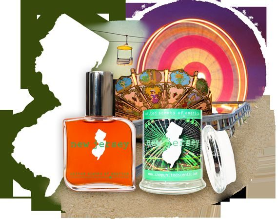United Scents of America New Jersey