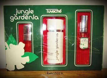 Tuvache – Jungle Gardenia vintage parfum