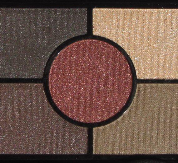 Glam'eyes HD 5-colour eye shadow 022 Brixton Brown