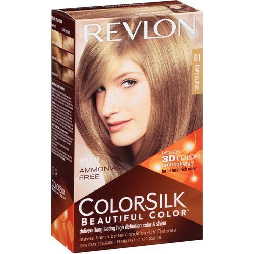 Colorsilk in Dark Blonde