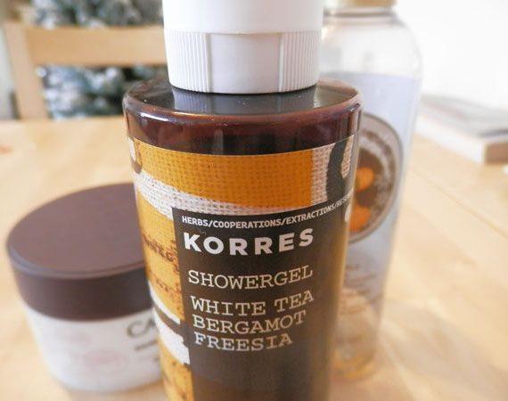 White Tea, Bergamot & Freesia Showergel