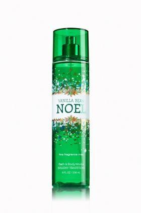 Vanilla Bean Noel Body Splash