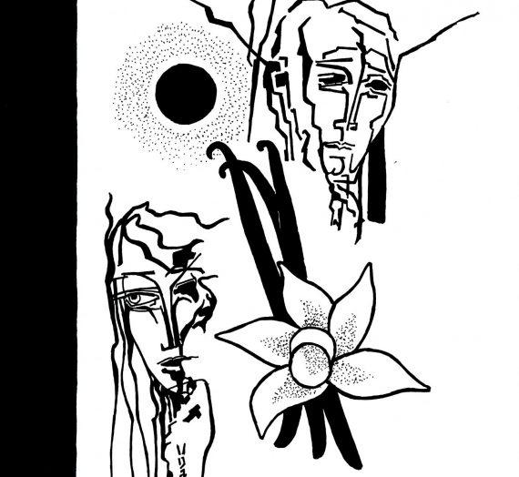 Dame Perfumery of Scottsdale, Black Flower