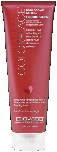 COLORFLAGE Remarkably Red Daily Color Defense Conditioner