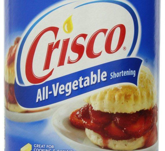 Criso Vegetable Shortening