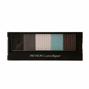 Revlon CustomEyes Shadow Shadow Liner Palette – Beach Beauty
