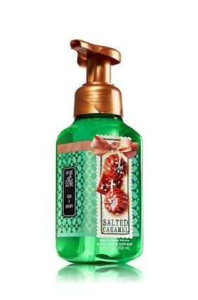 Salted Caramel Gentle Foaming Hand Soap