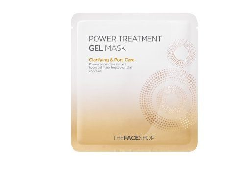 Power Treatment Gel Mask