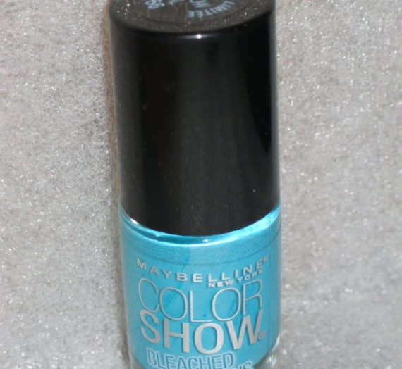 Colorshow in Day Glow Teal