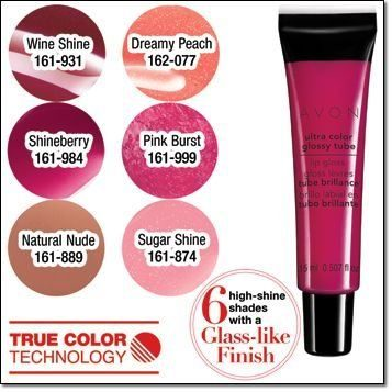 Ultra Color Glossy Tube