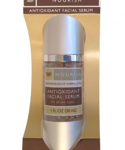 Nourish Antioxident Facial Serum
