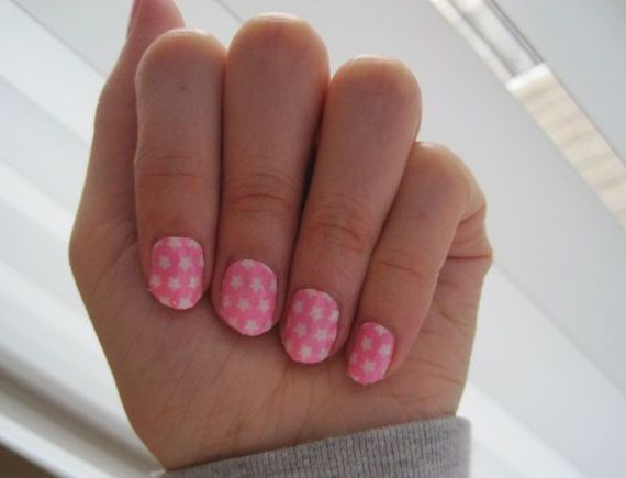 PepperMints – Nailstrips for Fingers and Toes
