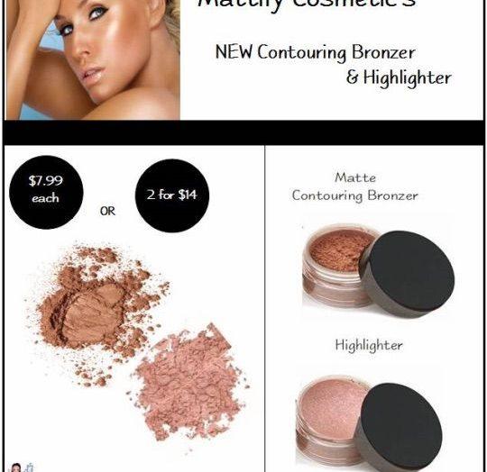 Nattily! Cosmetics highlighter