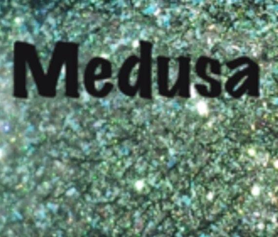 Beautifully Addictive – Iridescent Cosmetic Glitter in Medusa