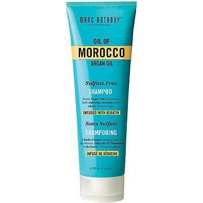 Oil of Morocco Argan Oil Sulfate-Free Shampoo
