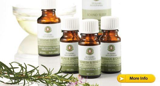 Oil Garden Aromatherapy
