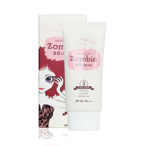 Welcos Merit Killing Me Zombie BB Cream