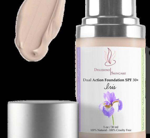 Delizioso Skincare-Dual Action Foundation
