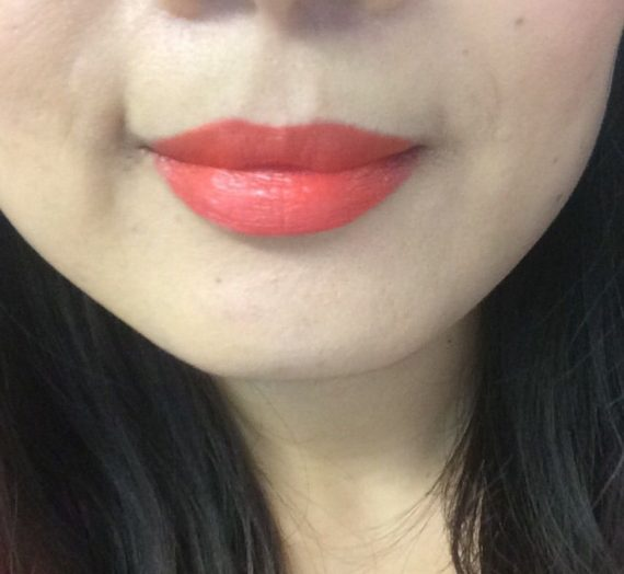 Megalast Lip Color – Purty Persimmon