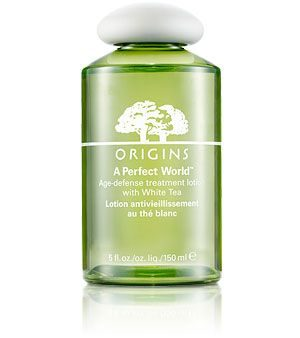 A Perfect World (Age Defense Treatment Lotion with White Tea)