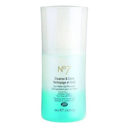 No7 Cleanse & Care Eye Make-up Remover