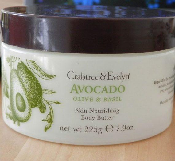 Avocado, Olive & Basil Skin Nourishing Body Butter