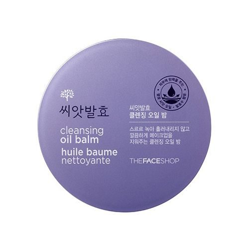 THE FACE SHOP Seed Fermentation Cleansing Oil Balm