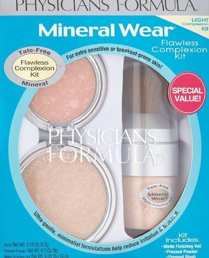 Mineral Wear Matte Finishing Veil