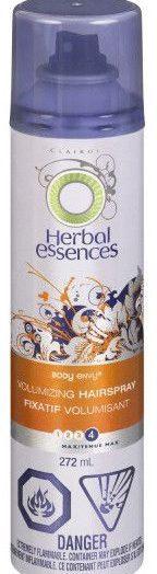 Herbal Essences Body Envy Hairspray