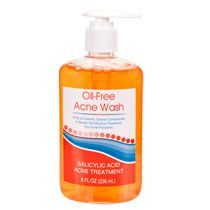 Dollar Tree Oil Free Acne Face Wash
