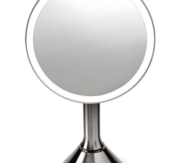 Simple Human Sensor Mirror