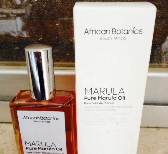 African Botanics -Pure Marula oil