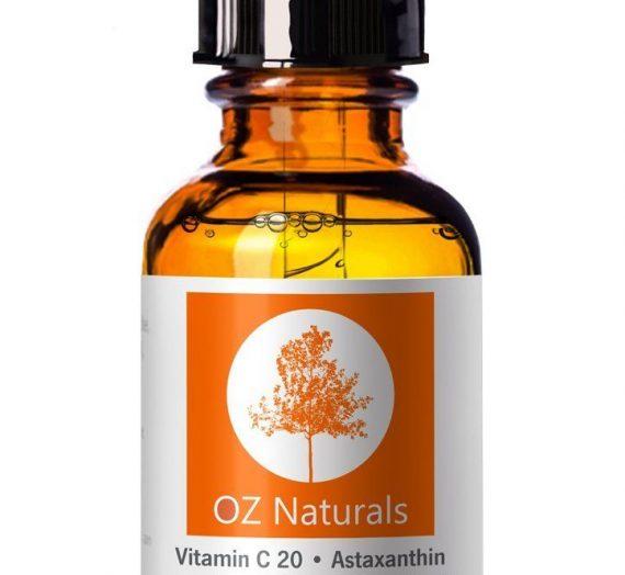 OZ Naturals – Organic Vitamin C   Amino   Hyaluronic Acid S