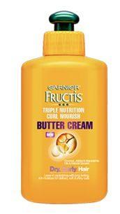 Triple Nutrition Curl Nourish Leave-In Conditioner Butter Cream