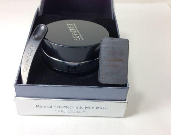 Seacret M4: Mineral-rich Magnetic Mud Mask