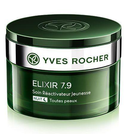 7.9 Elixir Youth Night Cream