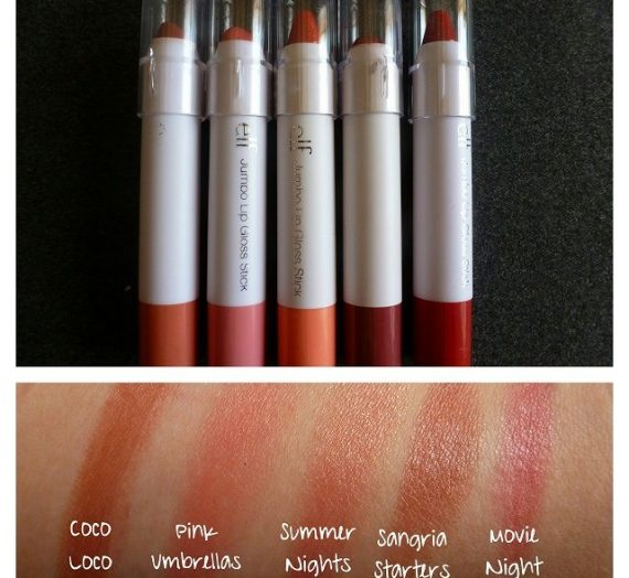Essential Jumbo Lip Gloss Stick