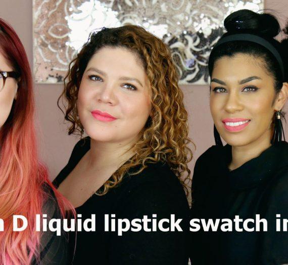 Everlasting Liquid Lipstick in Beloved