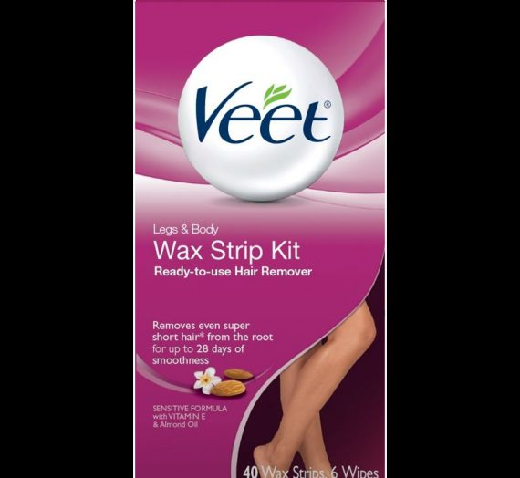Ready to Use Wax Strips – Normal to Dry Skin