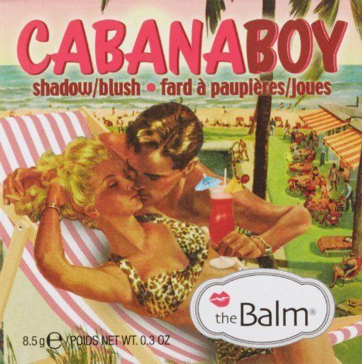 Cabana Boy Shadow/Blush