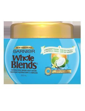 Whole Blends Coconut Water Vanilla Milk Hydrating Mask