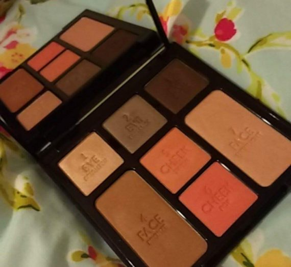 Instant Look In A Palette – Dolce Vita/Seductive Beauty