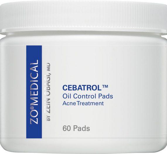 Cebatrol Oil Control Pads