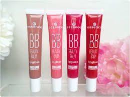 Essence BB Beauty balm lip gloss