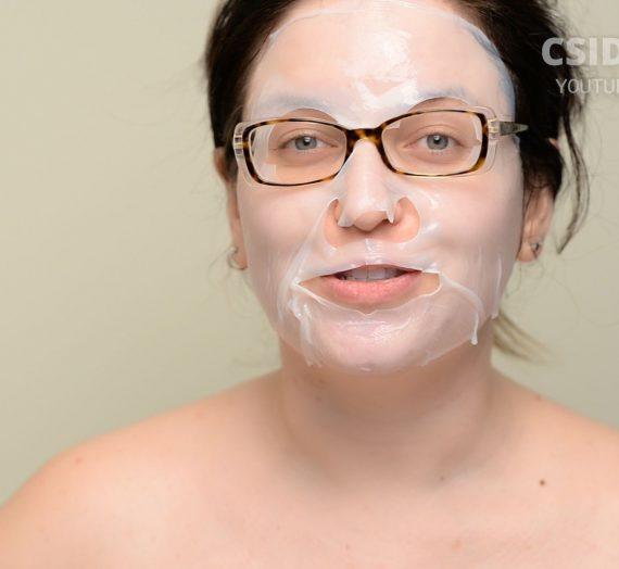 When Makeup Base Sheet Mask